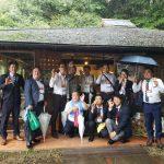 第35回福岡県商工会議所青年部連合会 会員大会 第1分科会「名産 巨峰狩りとワイングルメツアー」への参加
