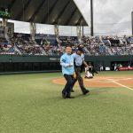 福岡SBHファーム連携強化支援事業 ソフトバンクホークスファーム野球観戦